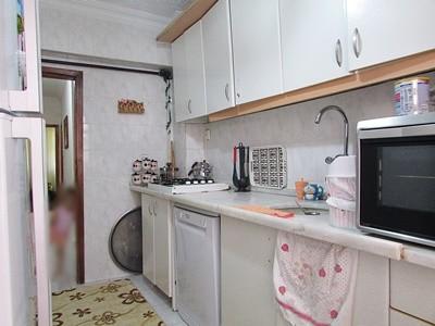 SR EMLAK'TAN AHİEVRAN MAH'DE 3+1 100 m² BAĞIMSIZ ULAŞIMA YAKIN MANTOLAMALI DAİRE