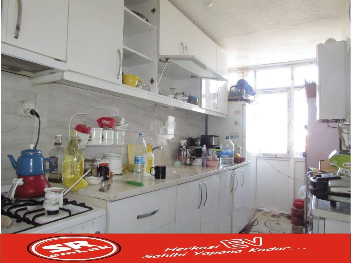 SR EMLAK'TAN TANDOĞAN MAHALLESİNDE 2+1 60 m² ÖN CEPHEDE DAİRE