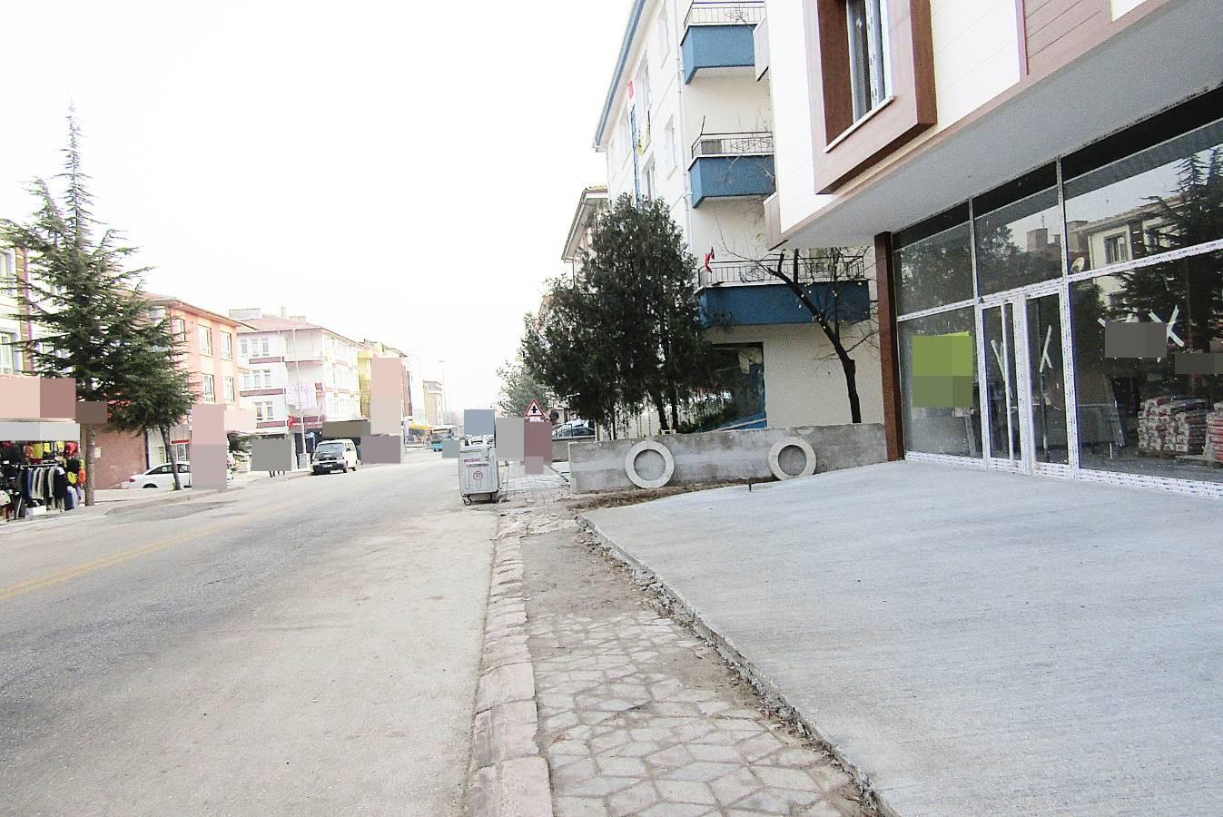 SR EMLAK'TAN K.KARABEKİR MAH'DE 125m² KÖŞE BAŞI SATILIK DÜKKAN