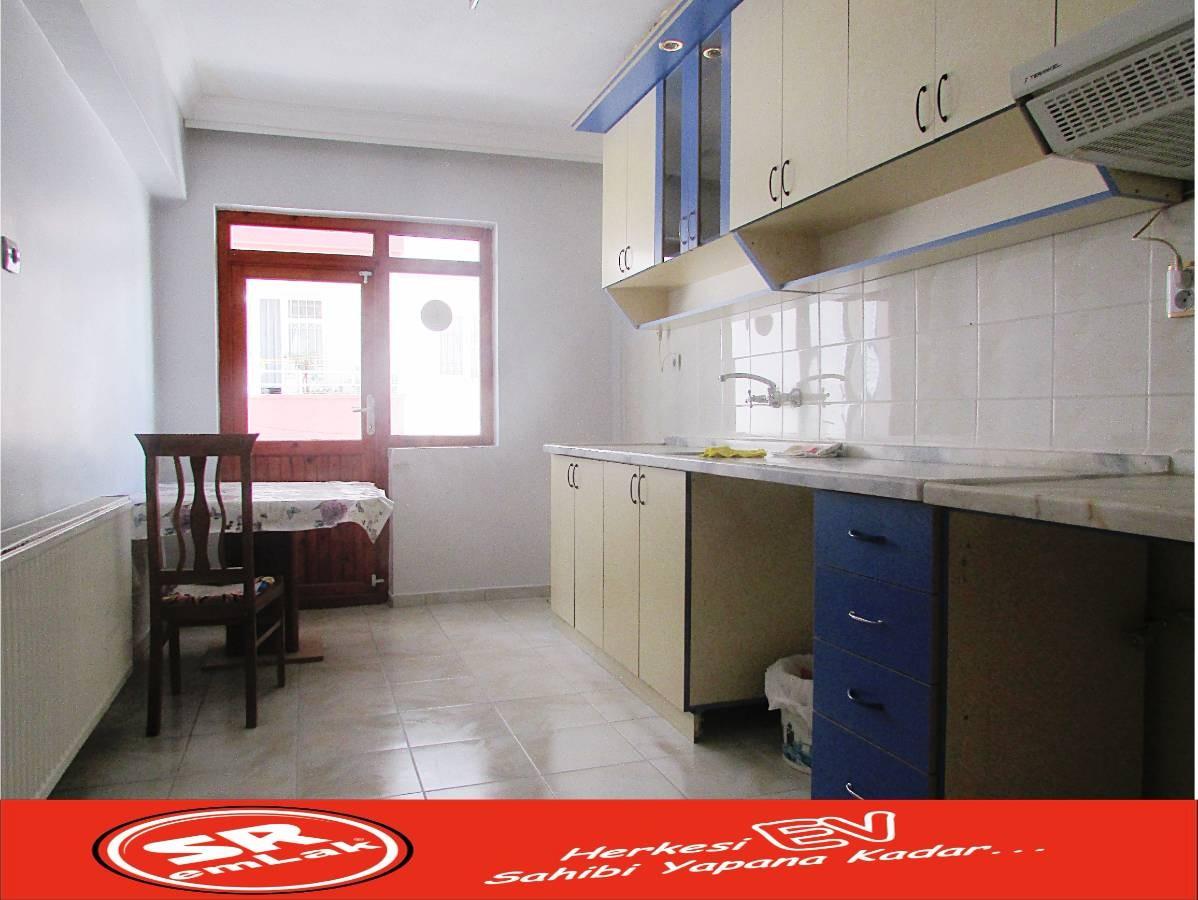 SR EMLAK'TAN AHİEVRAN MAH'DE 2+1 90 m² BAĞIMSIZ ÖN CEPHE YAPILI DAİRE