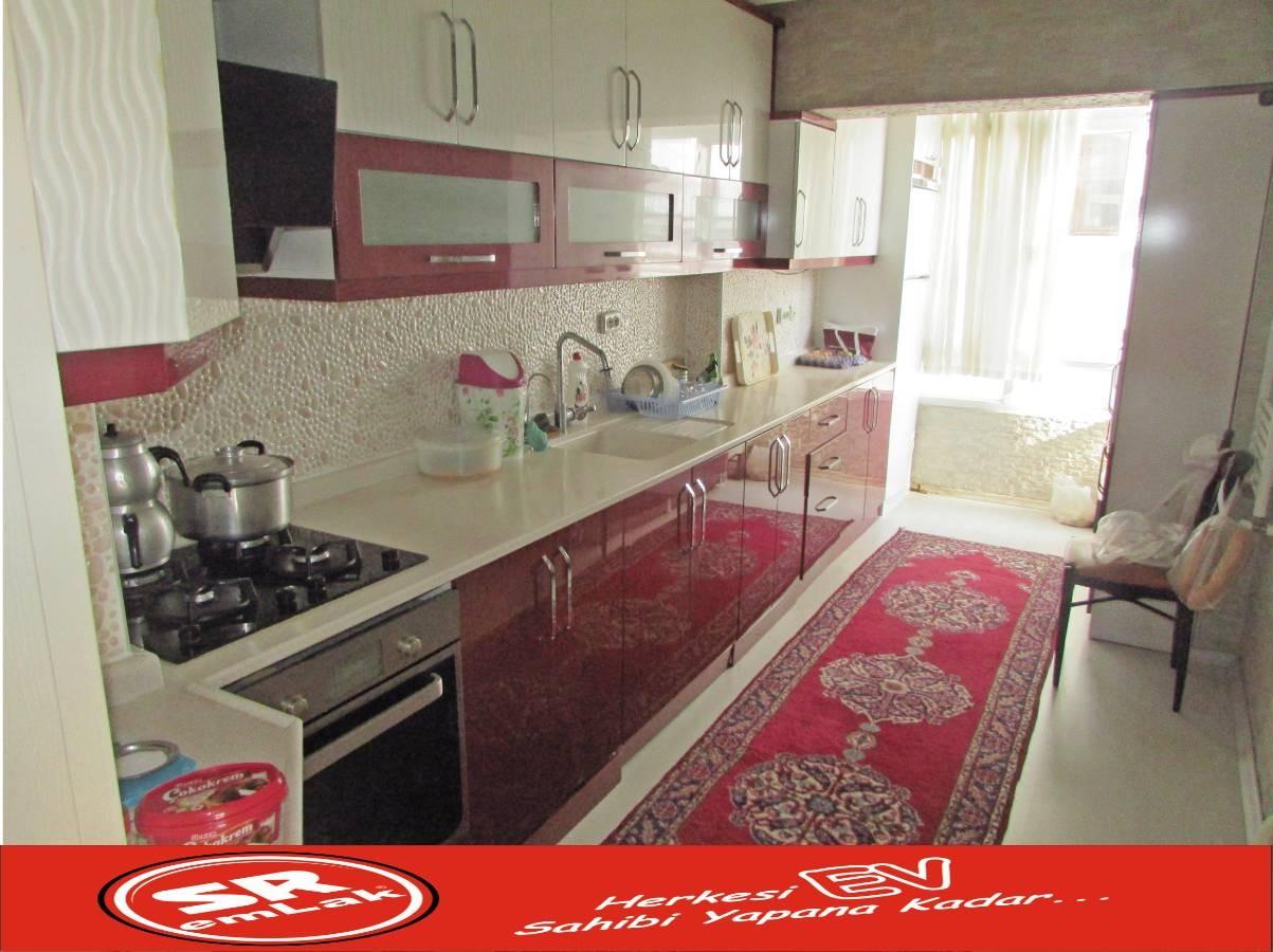 SR EMLAK'TAN PINARBAŞI MAH'DE 3+1 115 m² ARA KATTA BAĞIMSIZ EŞYALI KİRALIK DAİRE