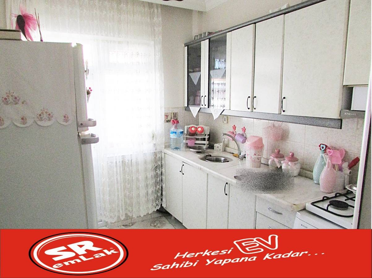 SR EMLAK'TAN AHİEVRAN MAH'DE 3+1 100 m² MANTOLAMALI SATILIK DAİRE
