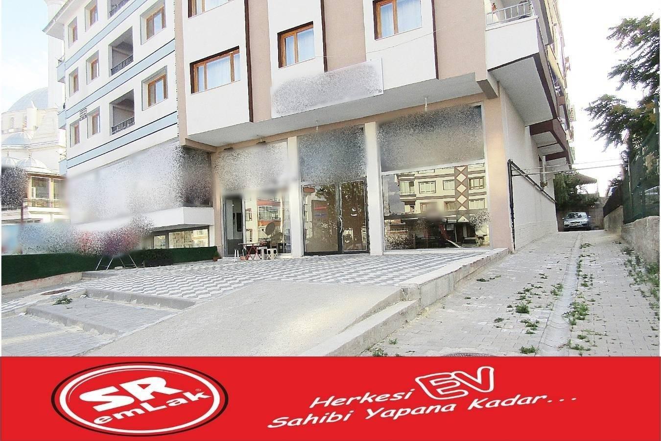 SR EMLAK'TAN PİYADE MAH'DE 170 m² CADDE ÜZERİ SATILIK DÜKKAN
