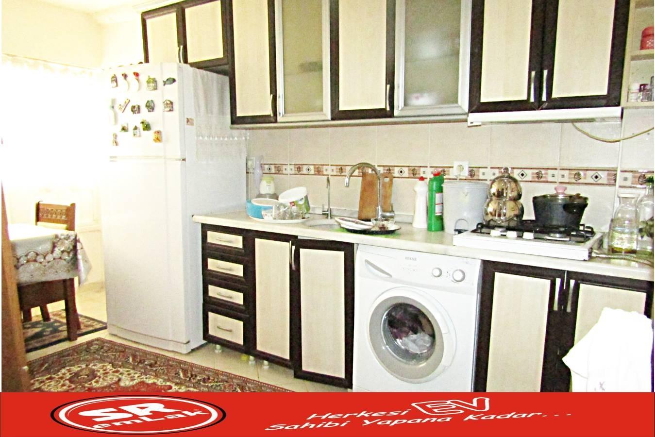 SR EMLAK'TAN PİYADE  MAH'DE 3+1 100 m² YAPILI  ÖN CEPHE TRENE YAKIN DAİRE