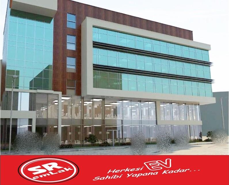 SR EMLAK'TAN ERYAMAN MAH'DE 260 m² SIFIR DÜKKANLAR