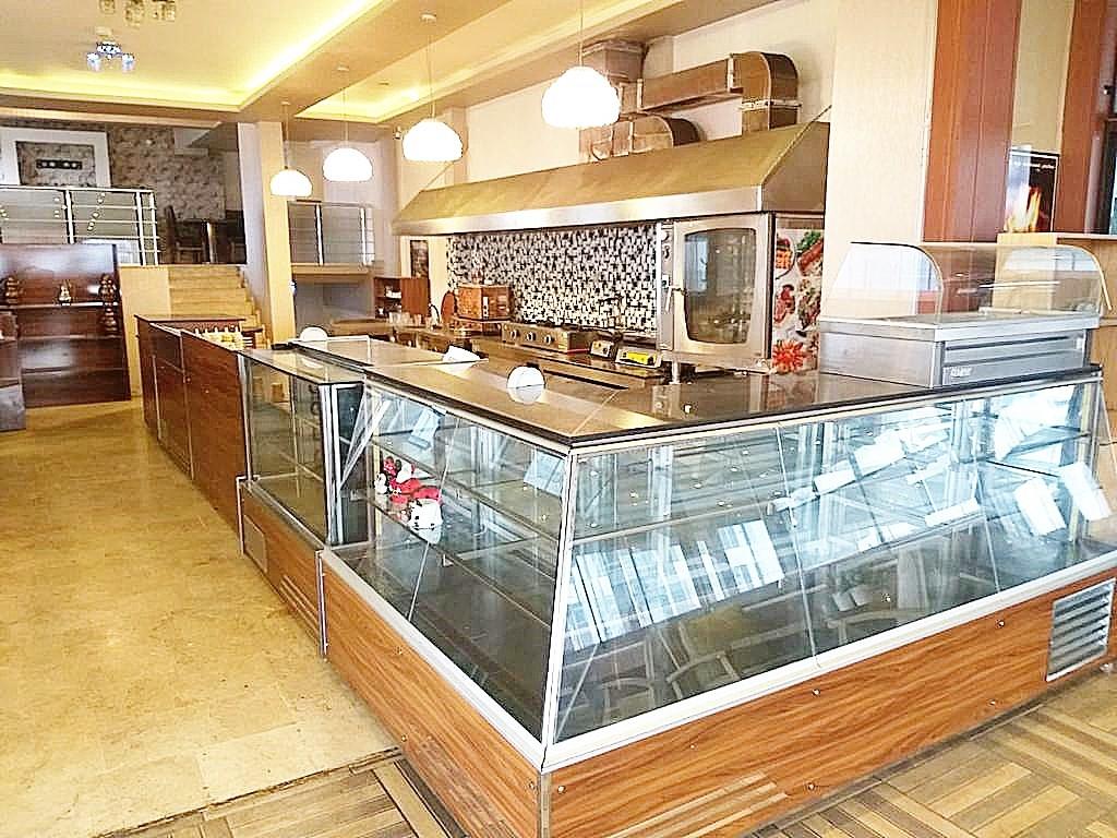SR EMLAK'TAN ALSANCAK MAH'DE 250m² YAPILI DEVREN KİRALIK CAFE RESTAURANT