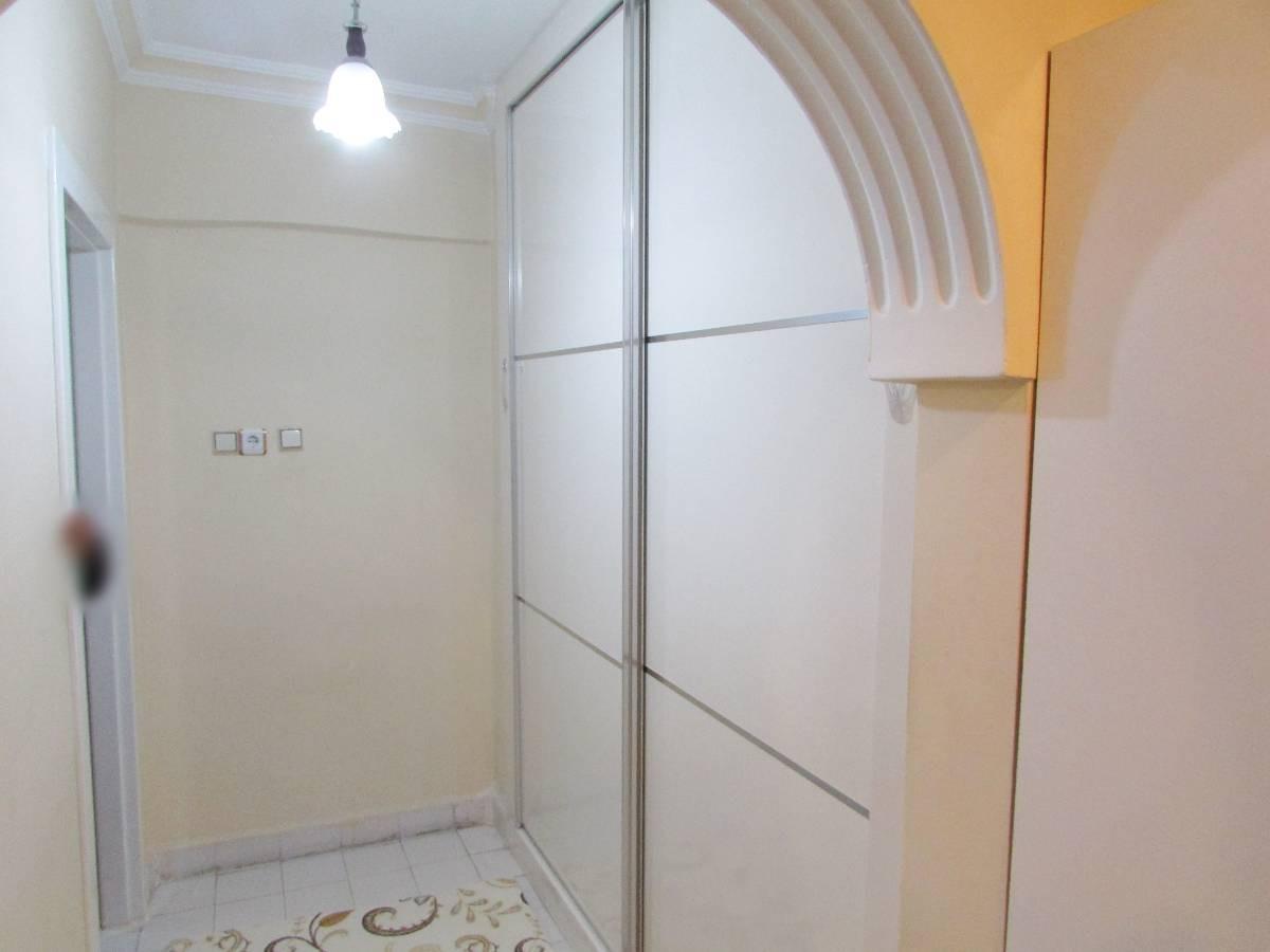 SR EMLAK'TAN AKŞEMSETTİN MAH'DE 3+1 160 m²   ÖN CEPHE TRENE YAKIN KATTA DUBLEX DAİRE