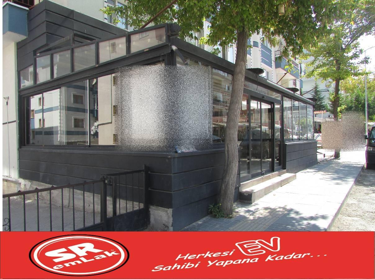 SR EMLAK'TAN PINARBAŞI MAH'DE  280 m²  CADDE ÜZERİNDE KİRALIK DÜKKAN