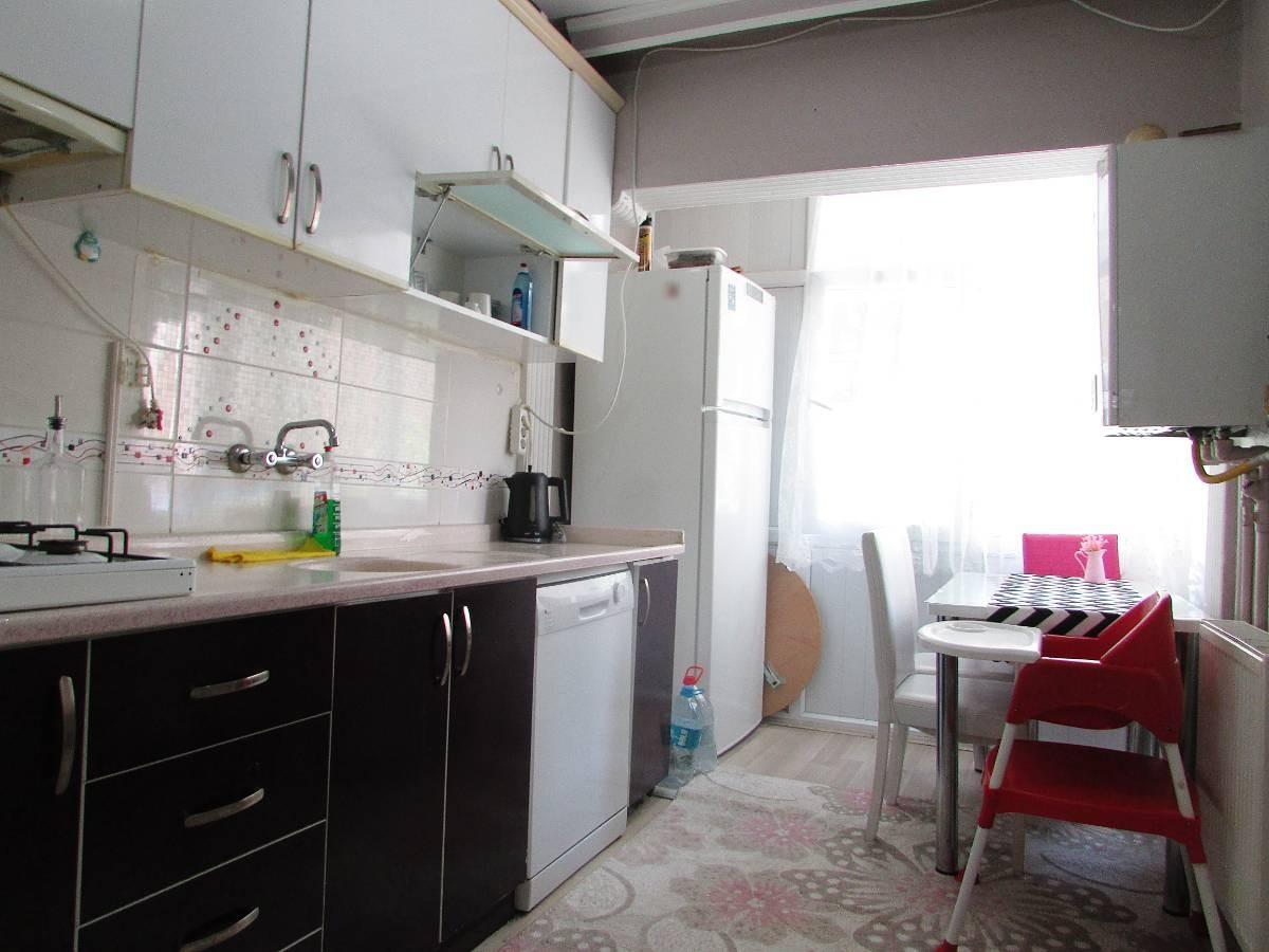 SR EMLAK'TAN İSTASYON MAH'DE 3+1 100 m² ARA KATTA ÖN CEPHE DAİRE