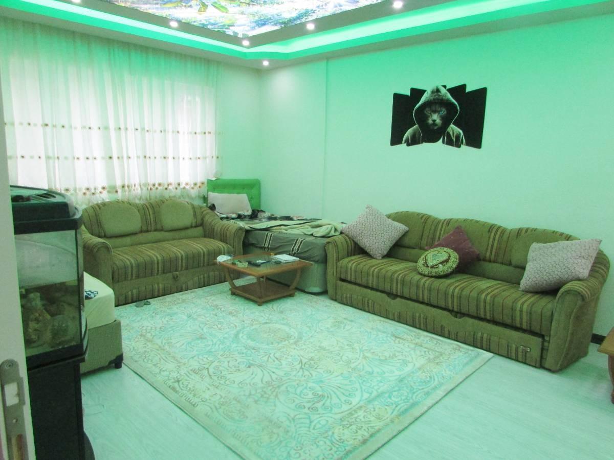 SR EMLAK'TAN AHİEVRAN MAH'DE 3+1 105 m² BAĞIMSIZ ÖN CEPHE FULL YAPILI DAİRE