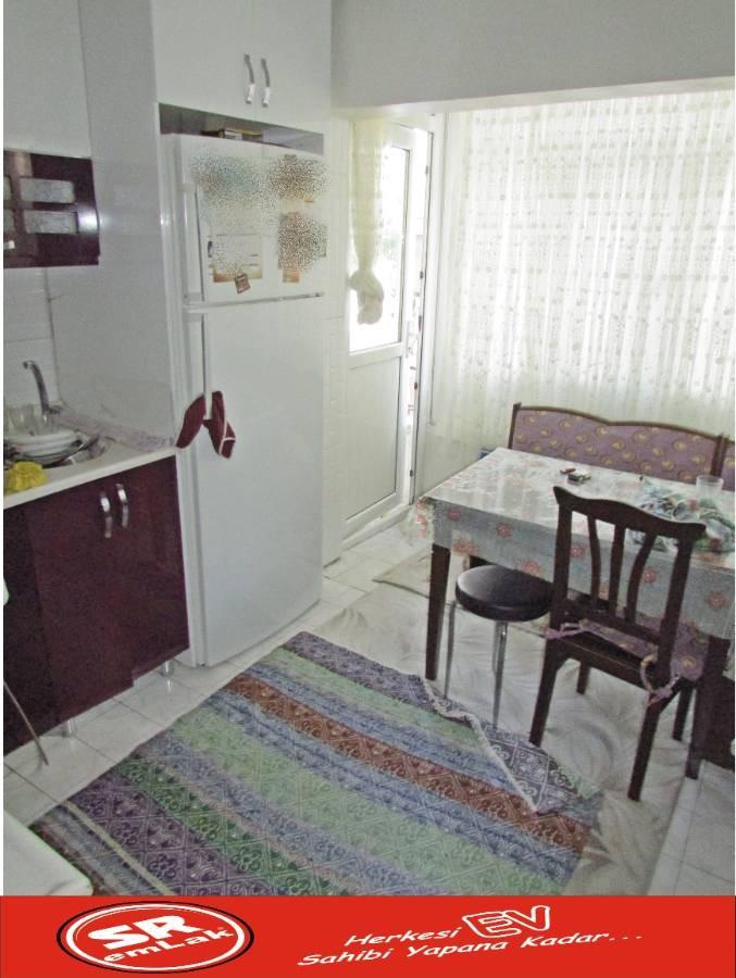 SR EMLAK'TAN ANDİÇEN MAH'DE  2+1 85 m² ARA KATTA  ÖN CEPHE DAİRE