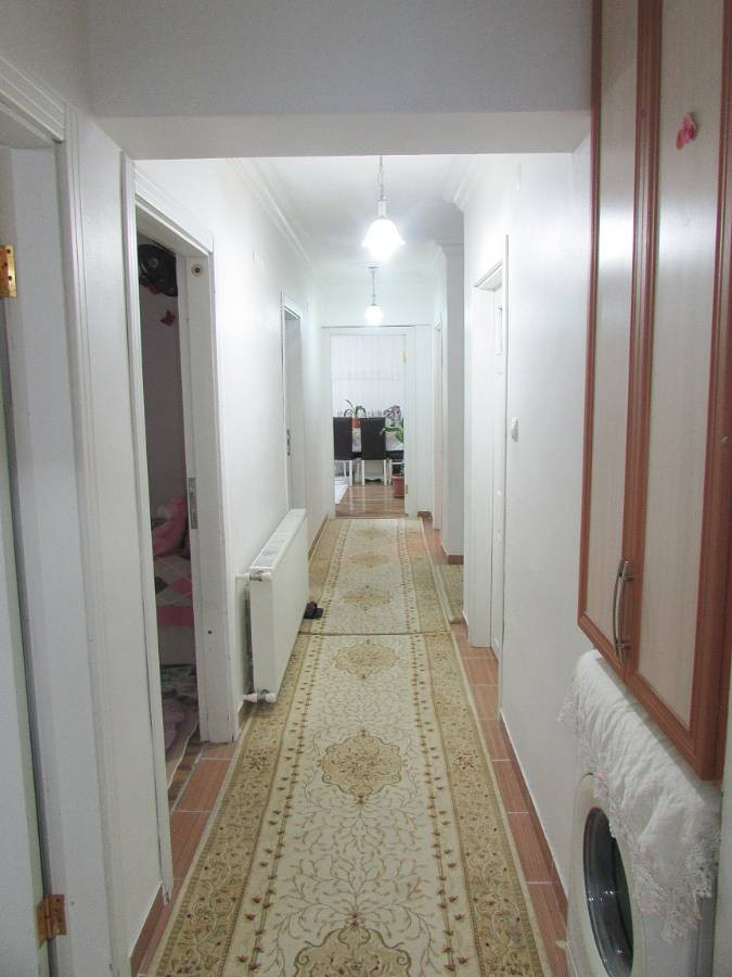 SR EMLAK'TAN PINARBAŞI MAH'DE 3+1 115 m² KATTA BAĞIMSIZ DAİRE