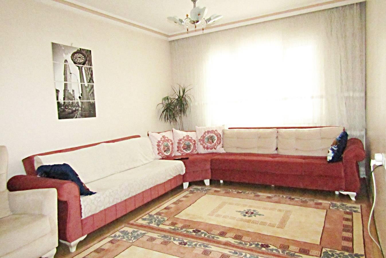 SR EMLAK'TAN SÜVARİ MAH'DE 3+1 120 m² TRENE YAKIN ARA KATTA  YAPILI DAİRE