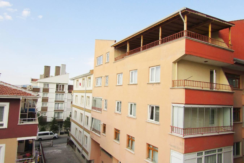 SR EMLAK'TAN TOPÇU MAH'DE 4+1 180 m² YAPILI TERAS DAİRE
