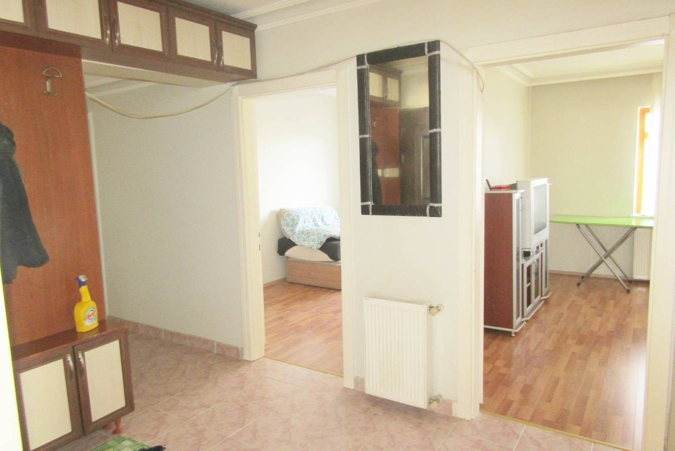 SR EMLAK'TAN 30 AĞUSTOS MAH'DE 3+1 110 m² ARA KATTA BAĞIMSIZ ULAŞIMA YAKIN DAİRE