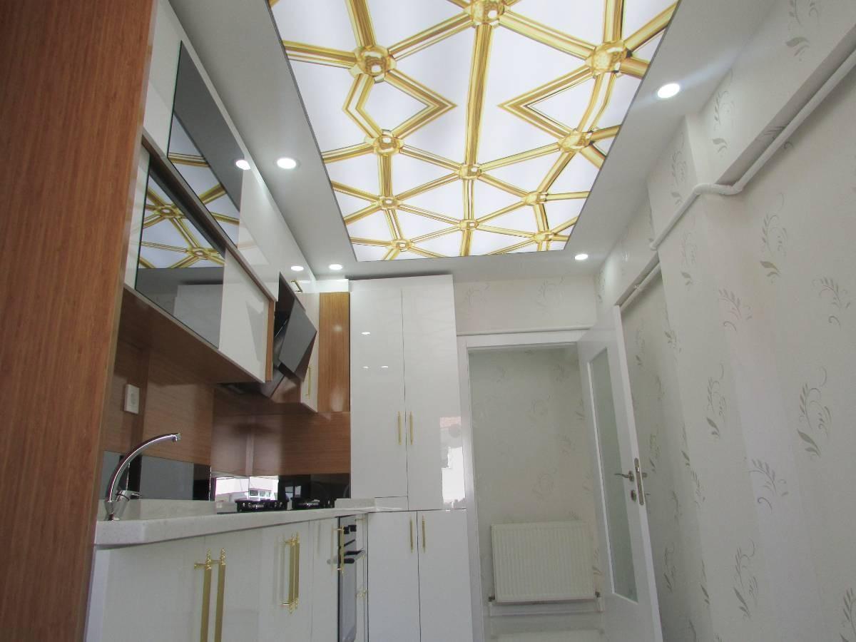 SR EMLAK'TAN AKŞEMSETTİN MAH'DE 3+1 110 m² ARA KATTA EBEVEYN BANYOLU FULL YAPILI DAİRE