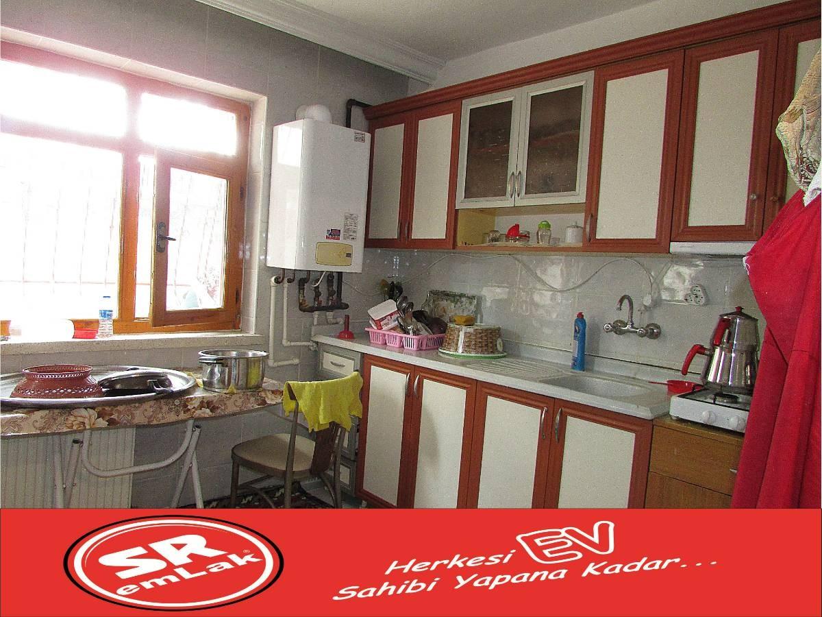 SR EMLAK'TAN ANDİÇEN MAH'DE  3+1 110 m² BAĞIMSIZ MANTOLAMALI SATILIK DAİRE
