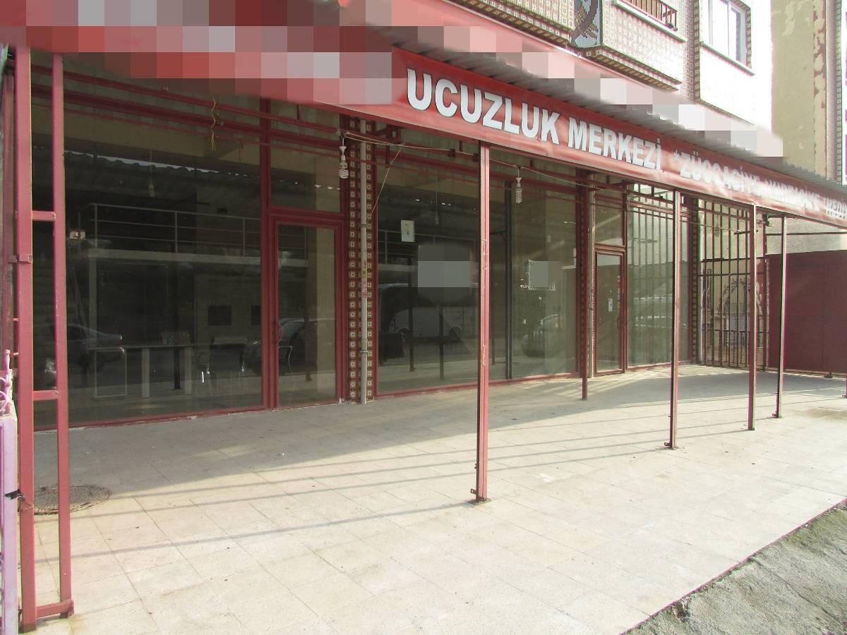 SR EMLAK'TAN ANDİÇEN MAH'DE 350 m² CADDE ÜZERİNDE KİRALIK DÜKKAN