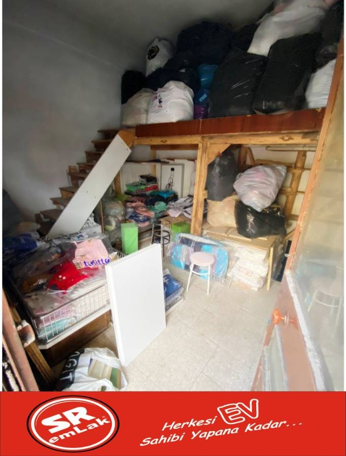 SR EMLAK'TAN PLEVNE MAH'DE 55 m²  SATILIK ULAŞIMI YAKIN DÜKKAN