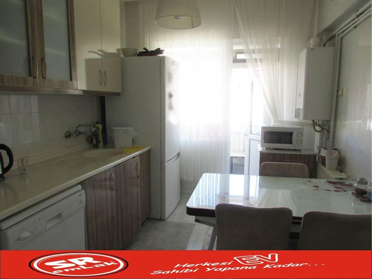 SR EMLAK'TAN İSTASYON MAH'DE 3+1 115 m²   ARA KATTA BAĞIMSIZ  YAPILI  DAİRE