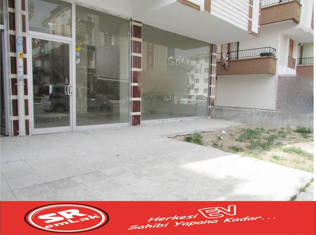 SR EMLAK'TAN MALAZGİRT MH'DE  90 m² SATILIK DÜKKAN