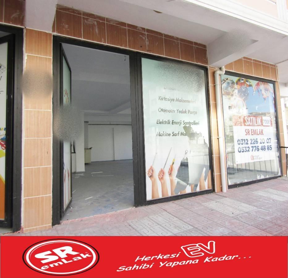 SR EMLAK'TAN PİYADE MAH'DE 76 m² KÖŞE BAŞI DÜKKAN