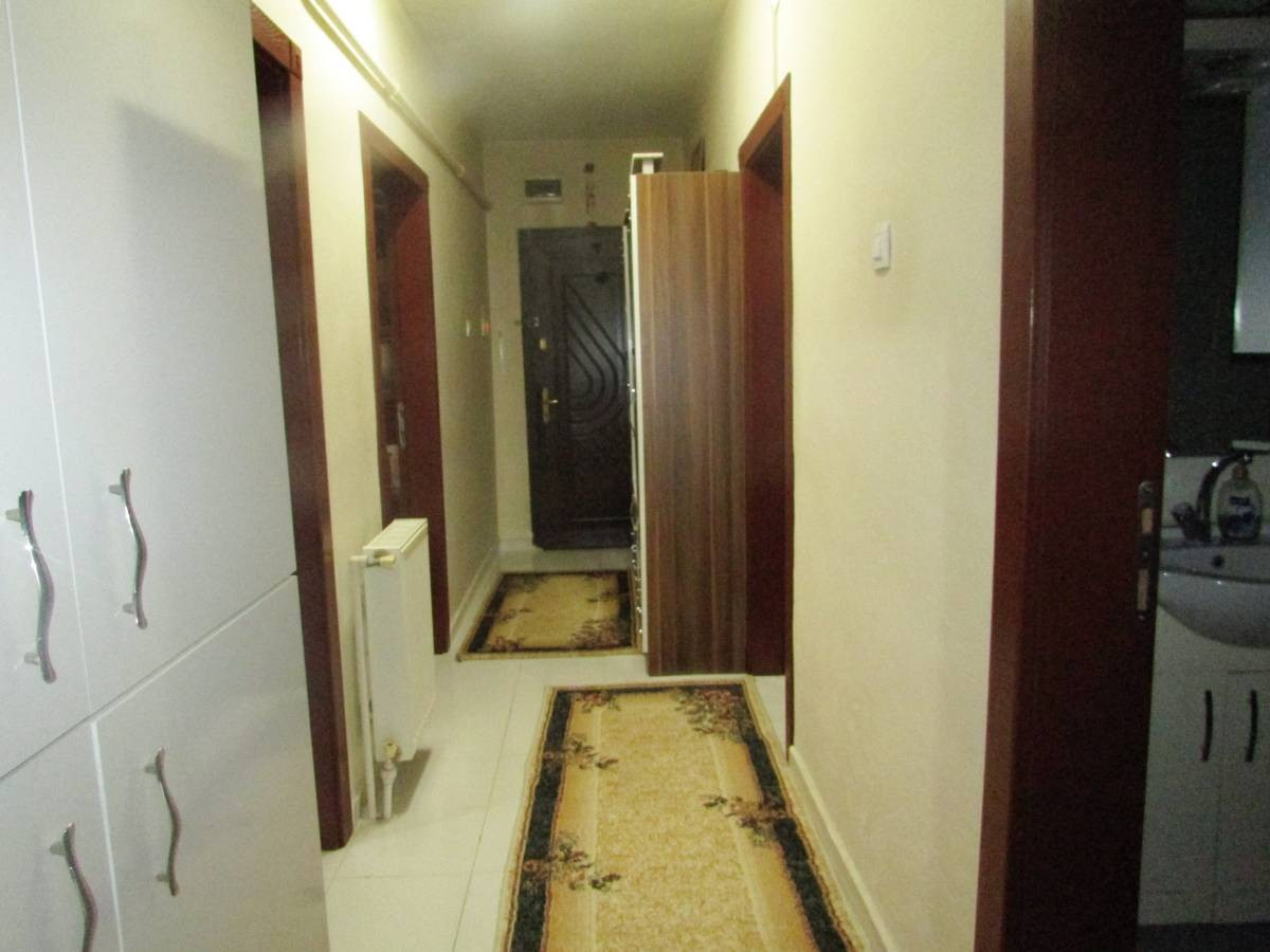 SR EMLAK'TAN AKŞEMSETTİN MAH'DE 3+1 115 m² YAPILI KATTA  ÖN CEPHE DAİRE
