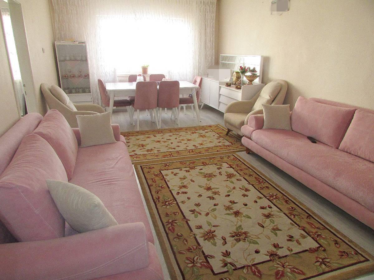 SR EMLAK'TAN PINARBAŞI MAH'DE 3+1 115 m² ARA KATTA MANTOLAMALI DAİRE