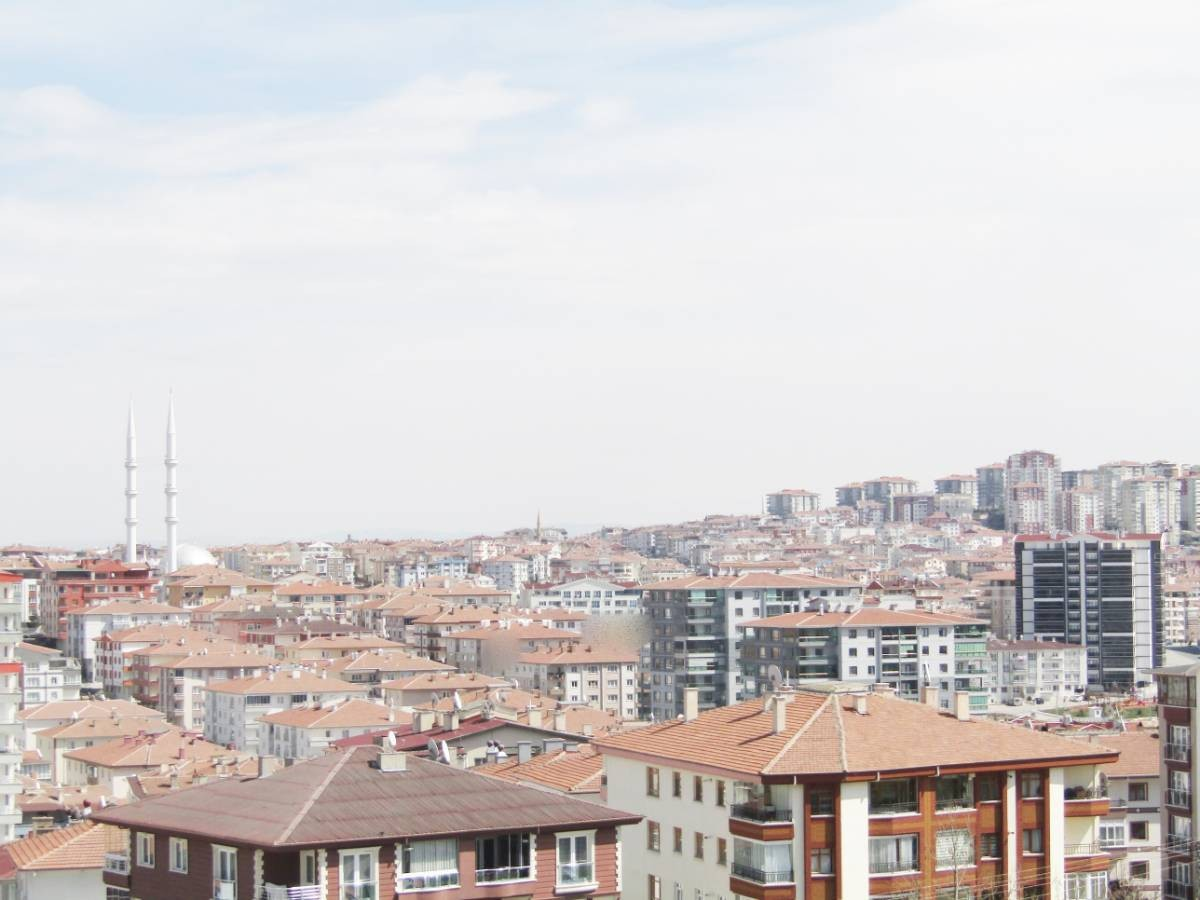 SR EMLAK'TAN ELVAN MAH'DE 6+1 320 m² ÖN CEPHE TERAS DAİRE