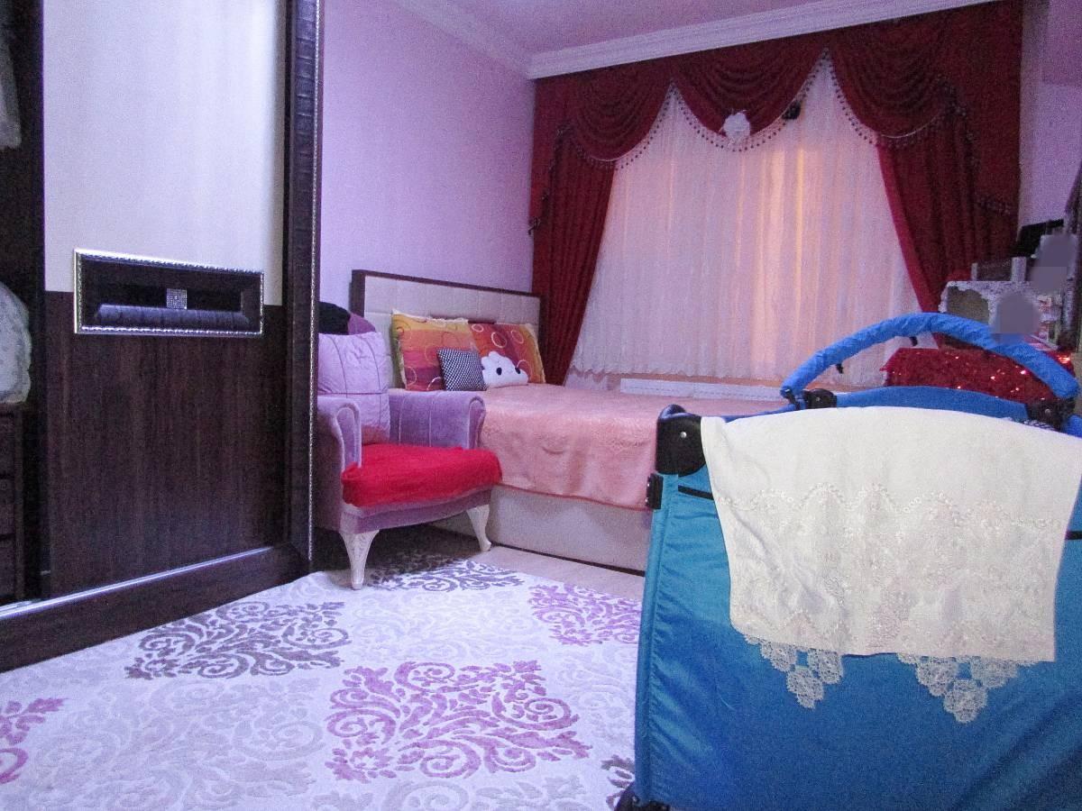 SR EMLAK'TAN PINARBAŞI MAH'DE 3+1 125 m² KATTA FULL YAPILI MASRAFSIZ DAİRE