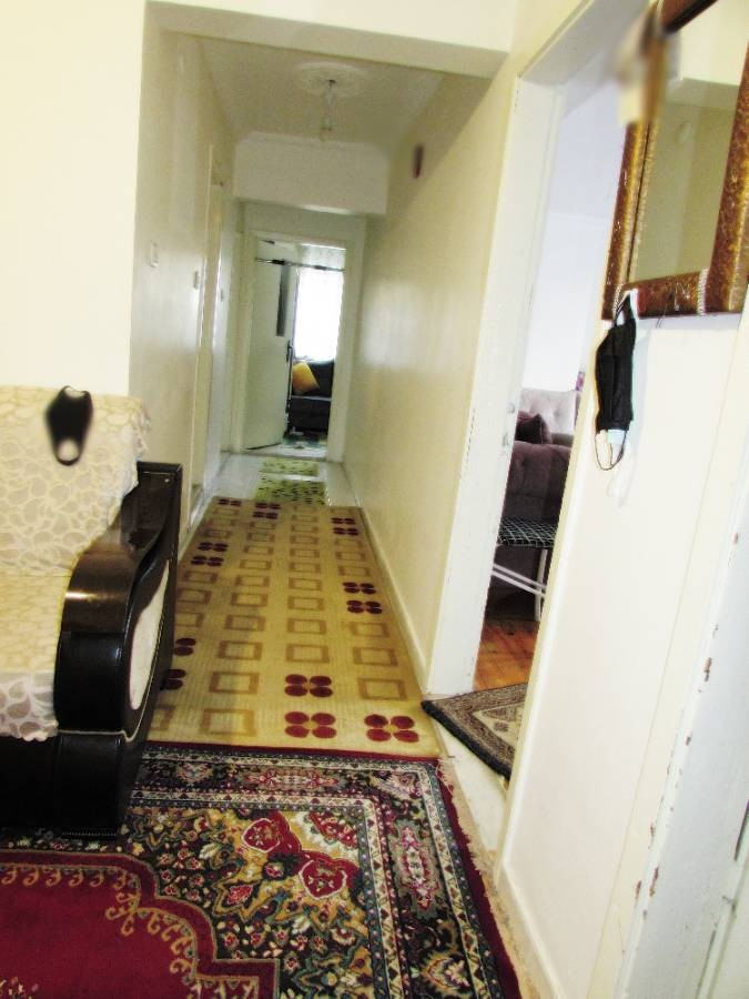 SR EMLAK'TAN OSMANLI MAH'DE 3+1 110 m²  BAĞIMSIZ MANTOLAMALI DAİRE
