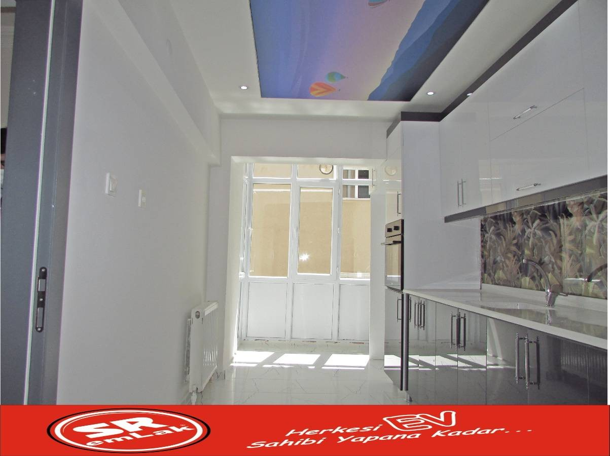 SR EMLAK'TAN ATATÜRK MAH'DE 3+1 120 m² FULL YAPILI DAİRE