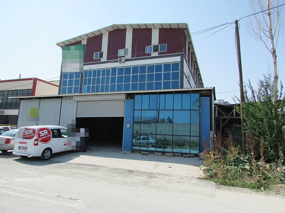 SR EMLAK'TAN AHİEVRAN MAH'DE 1750 m² CADDE ÜSTÜ DÜKKAN