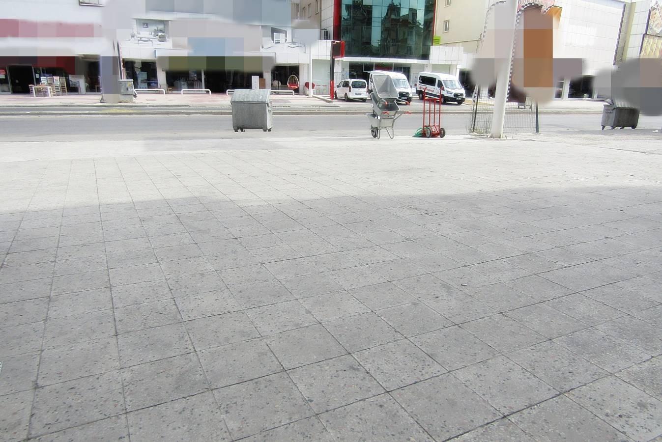 SR EMLAK'TAN PİYADE MAH'DE 650m² CADDE ÜZERİNDE SATILIK DÜKKAN