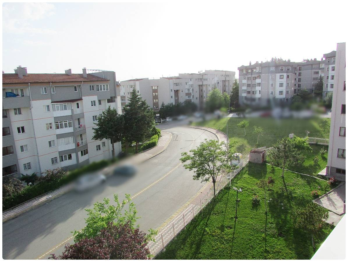 SR EMLAK'TAN GÜZELKENT MAH'DE 3+1 115 m²  KATTA SİTE İÇERİSİNDE SATILIK DAİRE