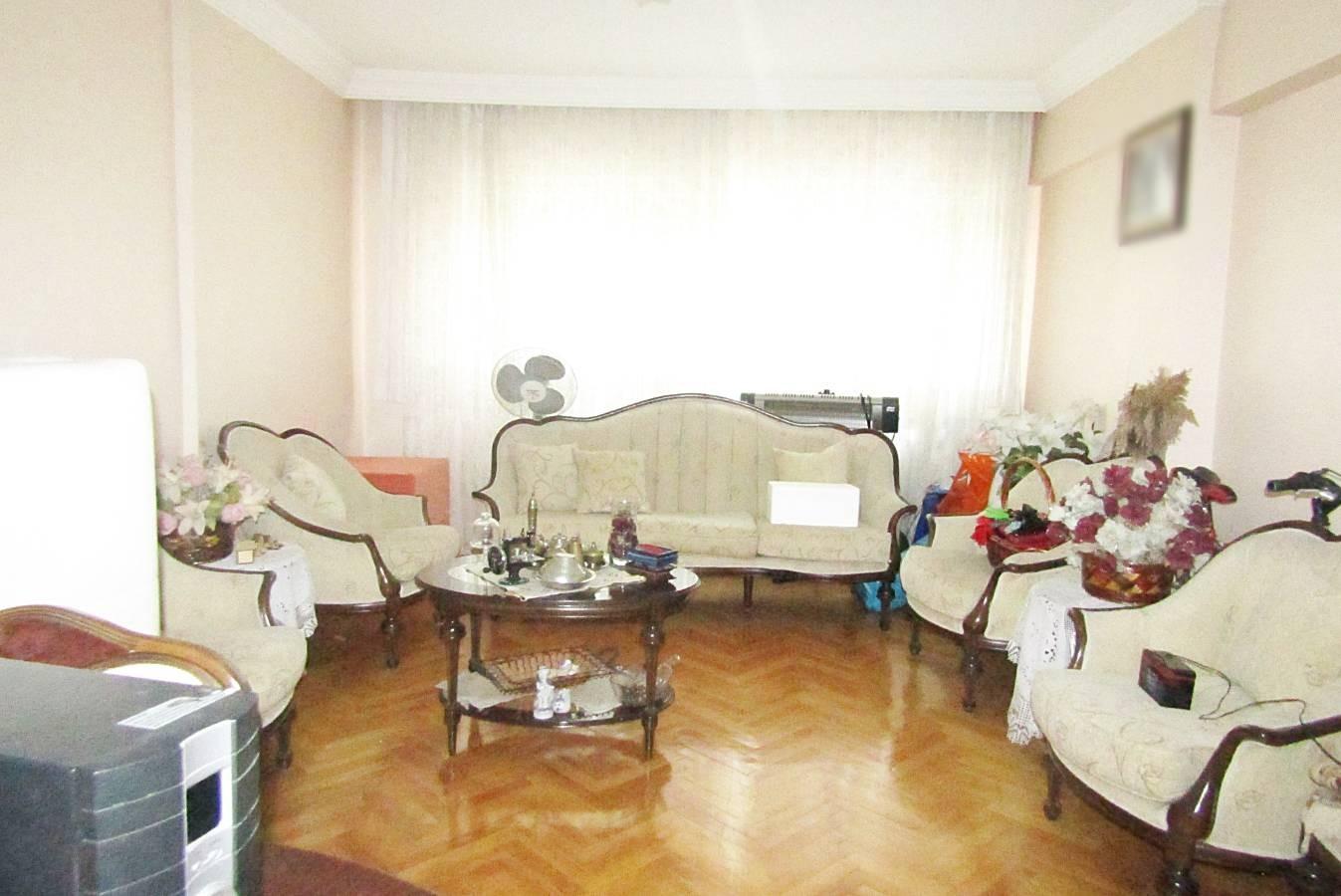 SR EMLAK'TAN K.KARABEKİR  MAH'DE 3+1 110 m²  ARA KATTA BAĞIMSIZ ÖN CEPHE TRENE YAKIN DAİRE