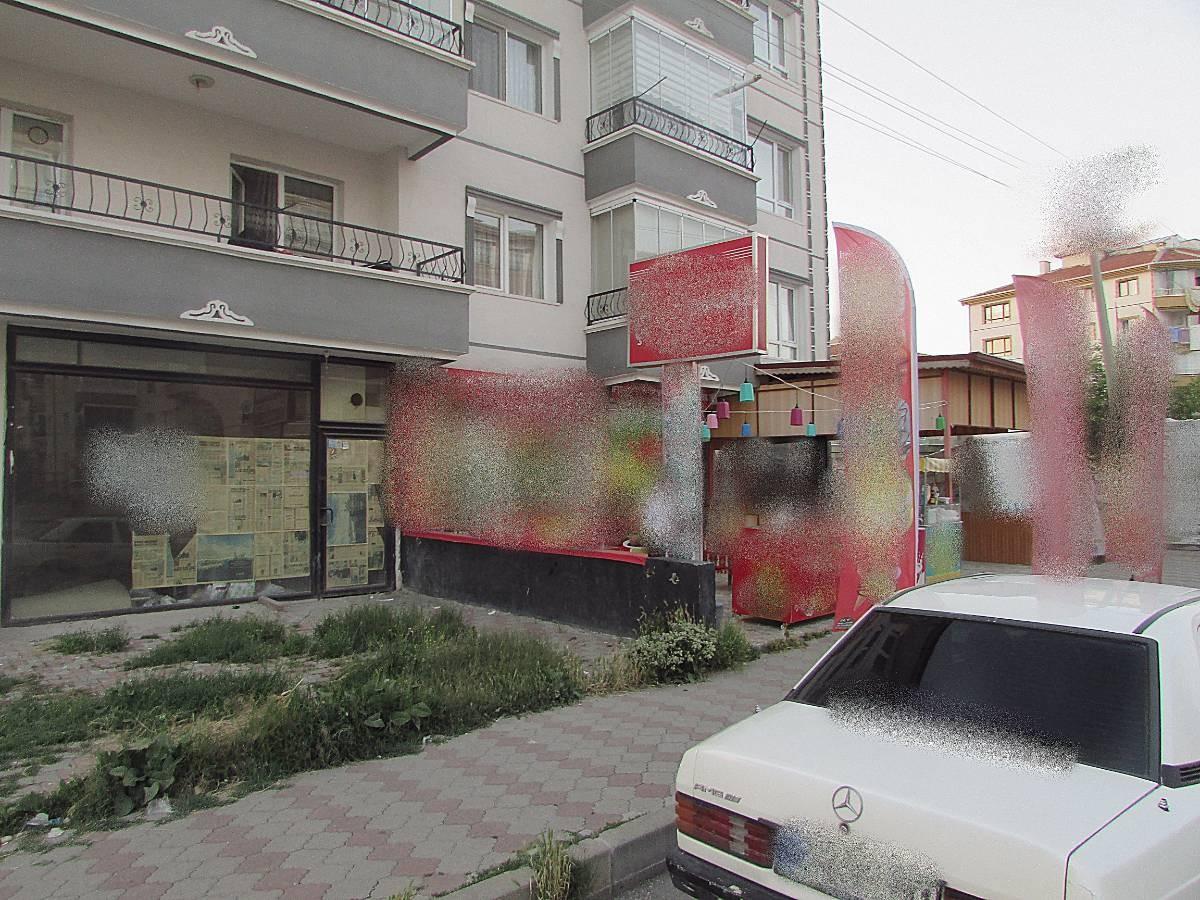 SR EMLAK'TAN MALAZGİRT MAH'DE 45 m² CADDE ÜZERİNDE SATILIK DÜKKAN