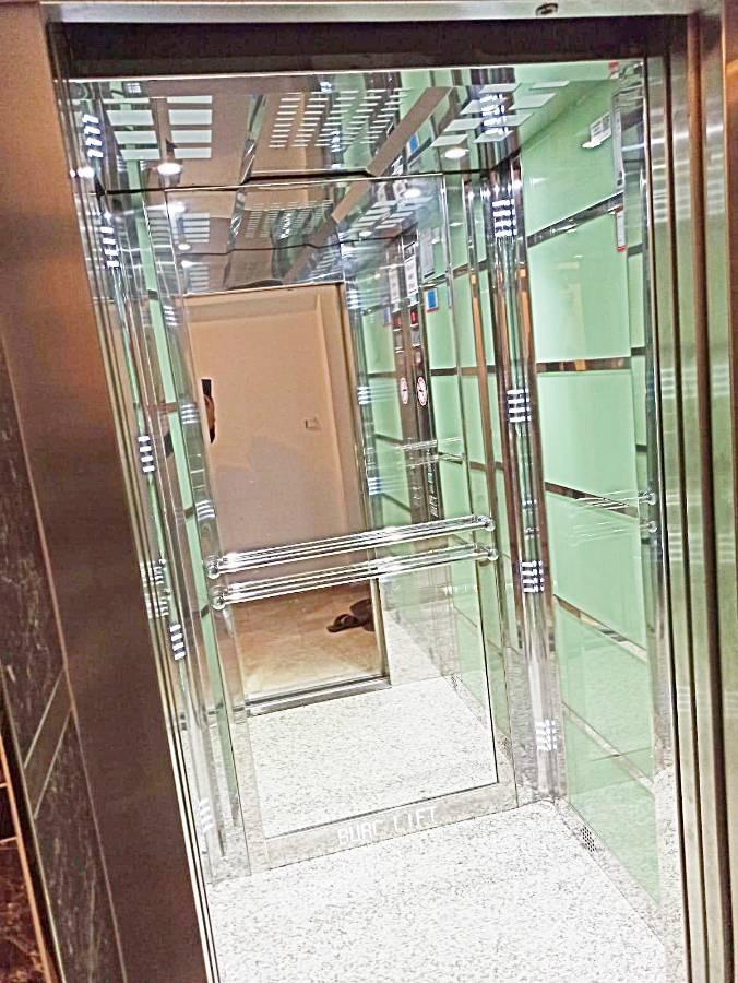 SR EMLAK'TAN SÜVARİ MAH'DE  2+1 110 m² ARA KATTA FULL YAPILI ASANSÖRLÜ ÖN CEPHE DAİRE