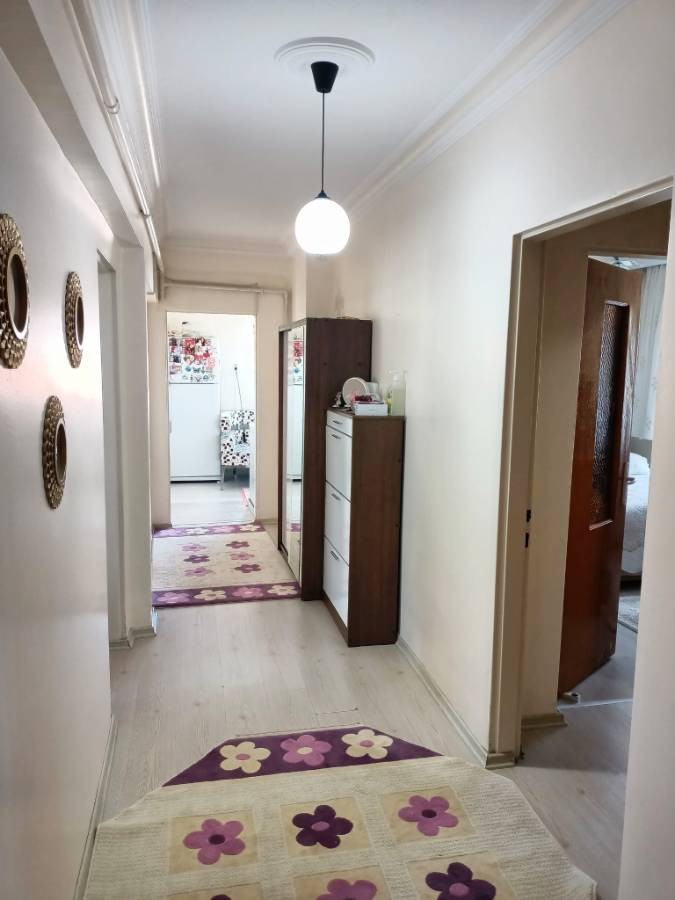 SR EMLAK'TAN OSMANLI MAH'DE 3+1 115 m² BAĞIMSIZ ÖN CEPHE ARA KATTA DAİRE