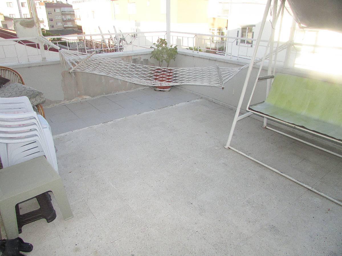 SR EMLAK'TN TANDOĞAN MH'DE 4+1 140 m²  SON KATTA MANTOLAMALI ÖN CEPHE SATILIK TERAS