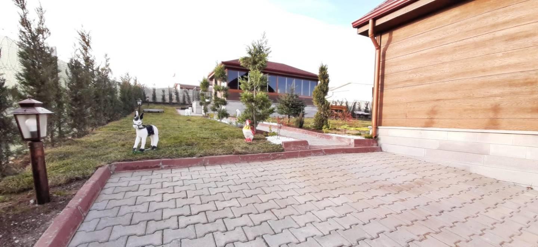 SR EMLAK'TAN AYAŞ TEKKE'DE  2+1  100m² BAĞIMSIZ SIFIR BAHÇELİ VİLLA