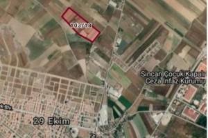 SR EMLAK'TAN ÇOĞLU MAH'DE 28.121 m² İMARA YAKIN SATILIK TARLA