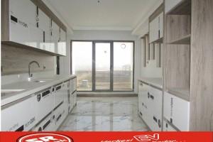SR EMLAK'TAN ÇOĞLU MAH'DE 4+1 149 m² ARA KATTA FULL YAPILI ASANSÖRLÜ DAİRE