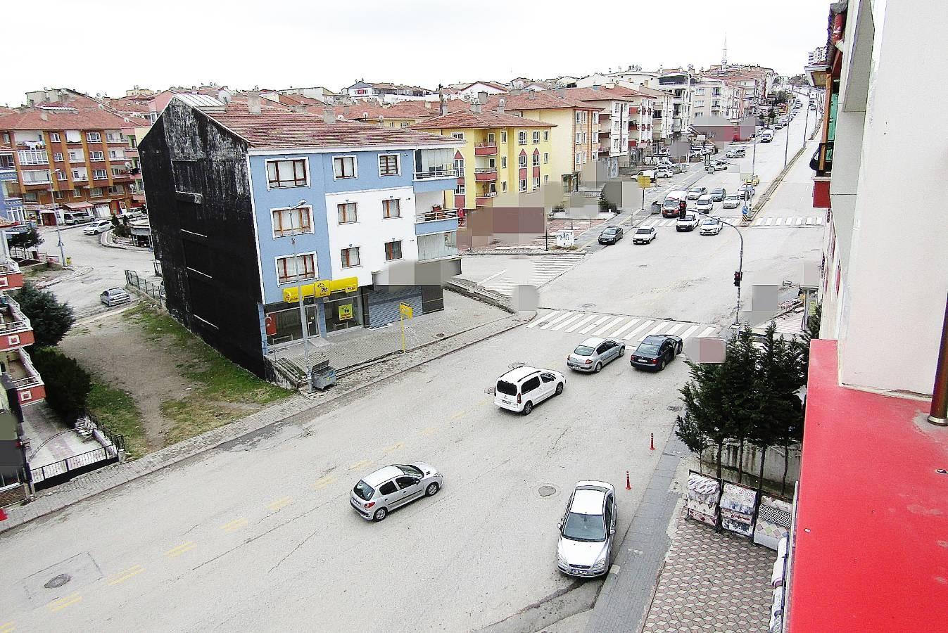 SR EMLAK'TAN K.KARABEKİR MAH'DE 1200m² KÖŞE BAŞI KİRALIK PLAZA