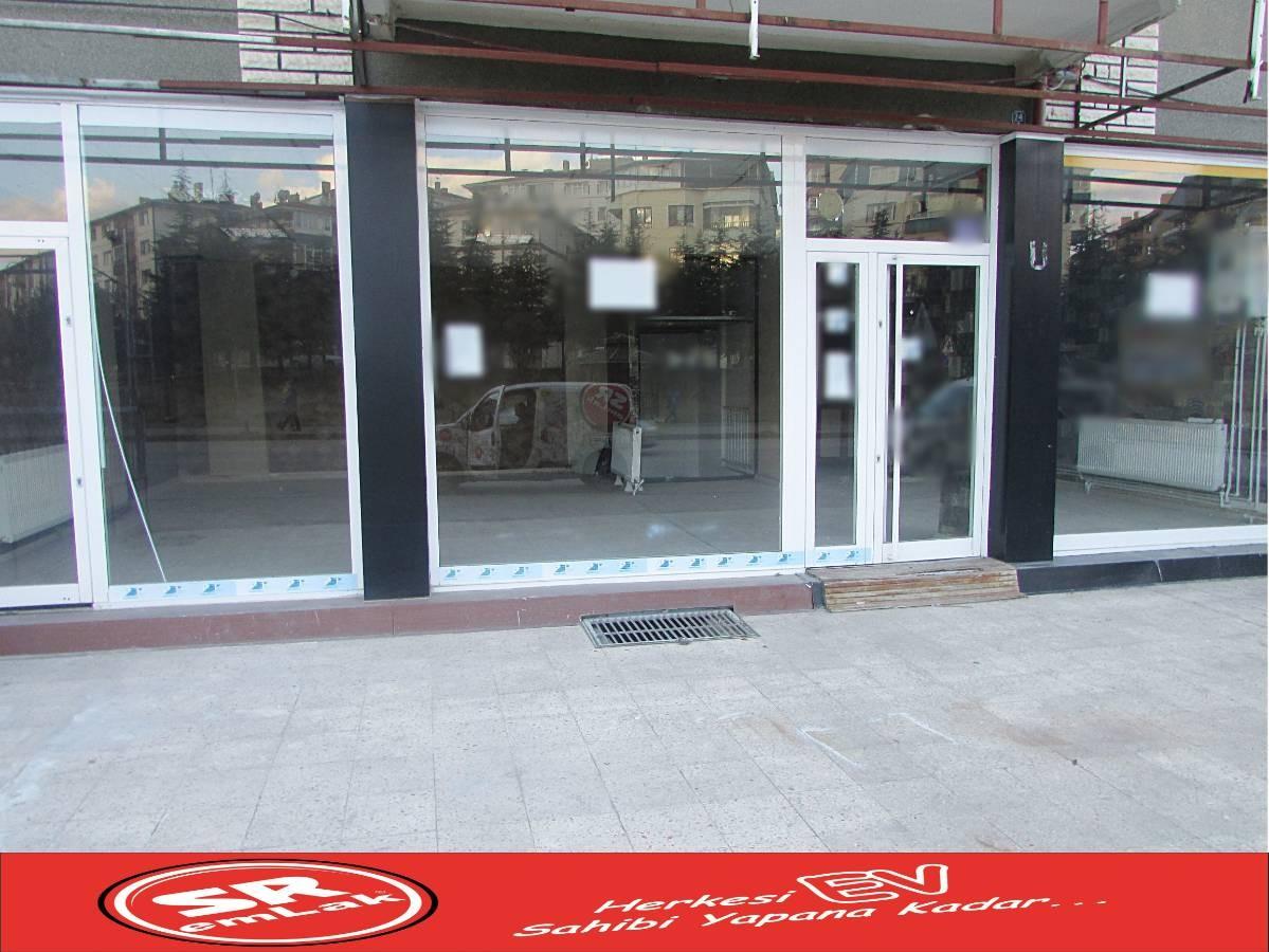 SR EMLAK'TAN ANDİÇEN MAH'DE 120 m² CADDE ÜZERİ KİRALIK DÜKKAN