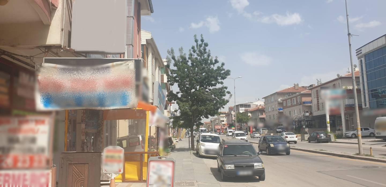 SR EMLAK'TAN K.KARABEKİR MAH'DE 180m² CADDE ÜSTÜ SATILIK DÜKKAN