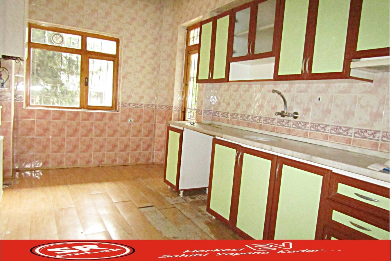 SR EMLAK'TAN ELVAN MAH'DE 2+1 90 m²  ÖN CEPHE TRENE YAKIN DAİRE