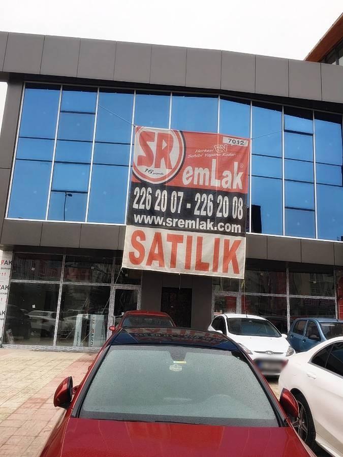 SR EMLAK'TAN K.KARABEKİR MAH'DE 1200m² CADDE ÜZERİNDE 2 KATLI SATILIK PLAZA