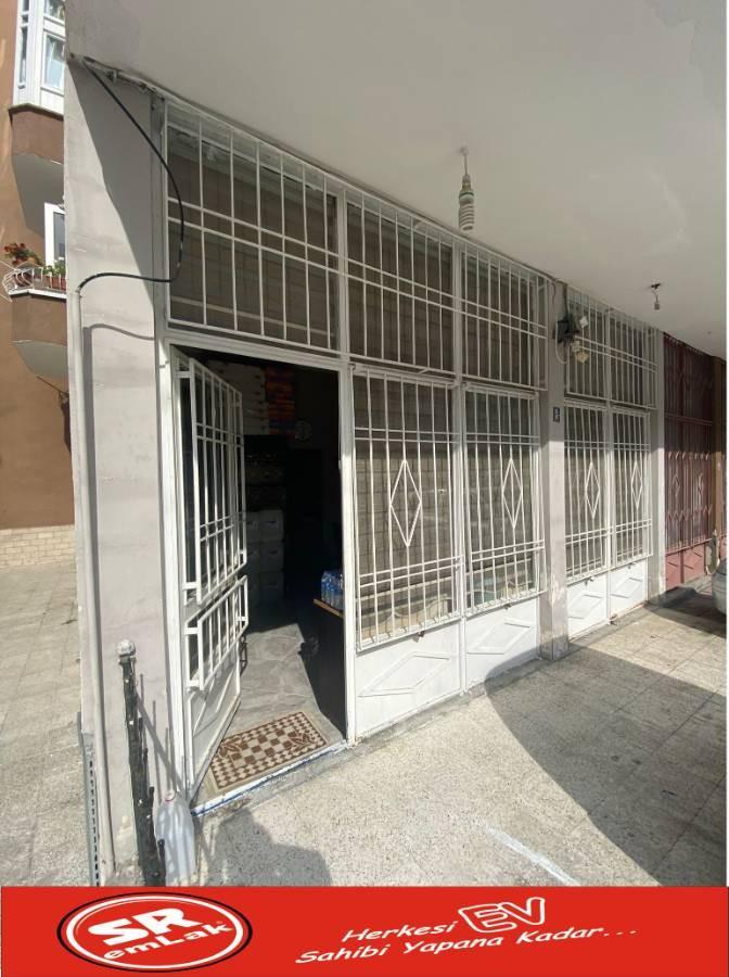 SR EMLAK'TAN PLEVNE MAH'DE 65 m² YAPILI SATILIK DÜKKAN