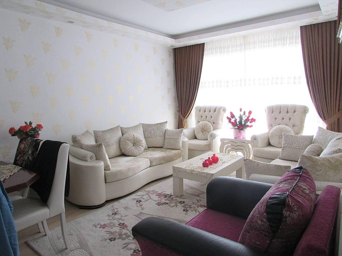 SR EMLAK'TAN F.ÇAKMAK MAH'DE 3+1 120 m² ARA KATTA ASANSÖRLÜ BAĞIMSIZ FULL YAPILI DAİRE
